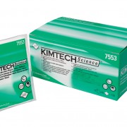 กระดาษเช็ดเลนส์ KIMTECH SCIENCE Lens Cleaning Microfibre Wipers
