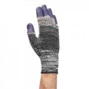 ถุงมือสำหรับป้องกันการตัดหรือบาดเฉือน JACKSON SAFETY* G60 PURPLE NITRILE*Cut Resistant - Size 9