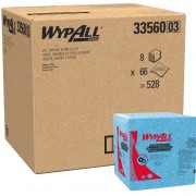 WypAll® Oil, Grease & Ink Cloths Wipers (1/4 Fold)