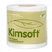 กระดาษชำระม้วน KIMSOFT* Bathroom Tissue 1'R