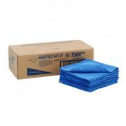 ผ้าไมโครไฟเบอร์ประสิทธิภาพสูง KIMTECH PREP* Surface Preparation Microfiber Cloths