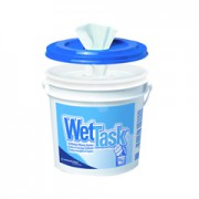 ระบบเช็ดทำความสะอาดประสิทธิภาพสูง KIMTECH PREP* Wipers for the WETTASK* System (for Bleach, Disinfectants & Sanitizers - bucket)