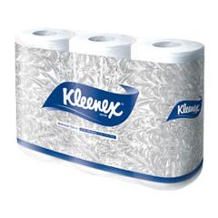 กระดาษชำระม้วน KLEENEX® Bathroom Tissue 6'R