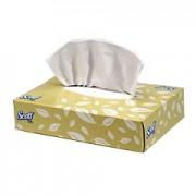 กระดาษเช็ดหน้า SCOTT® Facial Tissue 60's Short