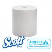 กระดาษเช็ดมือ SCOTT® AIRFLEX* Hand Roll Towel 305 m.
