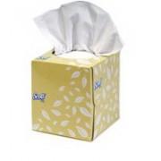 กระดาษเช็ดหน้า SCOTT® Facial Tissue 60's Cubic