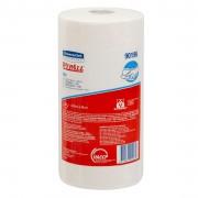 กระดาษเช็ดทำความสะอาด WYPALL*X60 Small Roll Wipers White