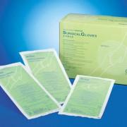 ถุงมือคลีนรูม Latex, Sterile, Powder Free Size 8
