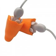 ที่อุดหู JACKSON SAFETY* H30 Multi-Use ComfortFlex Earplugs - corded