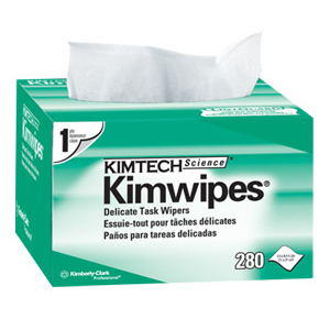 KIMTECH SCIENCE* KIMWIPES* Delicate Task Wipers 1-ply (US)