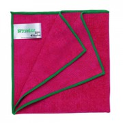 WYPALL* Microfibre Cloths with MICROBAN® Protection - Red