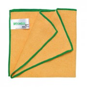 WYPALL* Microfibre Cloths with MICROBAN® Protection - Yellow