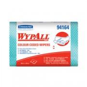 94164 ผ้าเช็ดอเนกประสงค์ WYPALL* Colour Coded Heavy Duty Wipers /Green