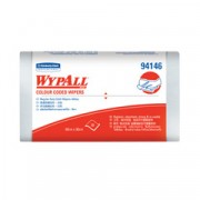 94146 ผ้าเช็ดอเนกประสงค์ WYPALL* Colour Coded Regular Duty Wipers /White