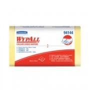 94144 ผ้าเช็ดอเนกประสงค์ WYPALL* Colour Coded Regular Duty Wipers /Yellow