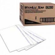 กระดาษทำความสะอาด WYPALL* X80 Food Service Towel