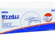 กระดาษเช็ดทำความสะอาดประสิทธิภาพสูง WYPALL* L30 Embossed Wipers 94186