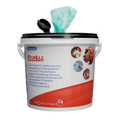 WYPALL* Cleaning Wipes - Bucket / Green