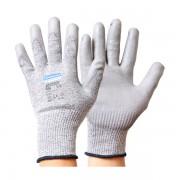 อุปกรณ์ป้องกันส่วนบุคคล JACKSON SAFETY* G60 Level 5 Grey PU Coated Cut Resistant Gloves
