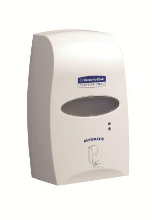 เครื่องจ่ายผลิตภัณฑ์ดูแลผิวพรรณระบบอิเล็กทรอนิกส์ Electronic Cassette Skin Care Dispenser