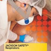 JACKSON SAFETY* Respirators R10 Moulded Comfort Strap Range