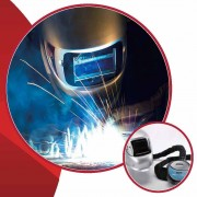 Your first choice for welding PPE solutions Advanced welding filters, helmets and PAPR systems