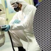ชุดกันฝุ่น ละอองน้ำ ละอองสารเคมี ประสิทธิภาพสูง KleenGuard* Protective Clothing