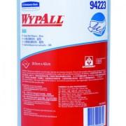 กระดาษเช็ดทำความสะอาด WYPALL* X60 Wipers (Roll/Blue) 94223