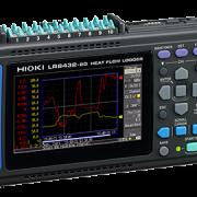 Data Logger for Heat Flow Measurement LR8432