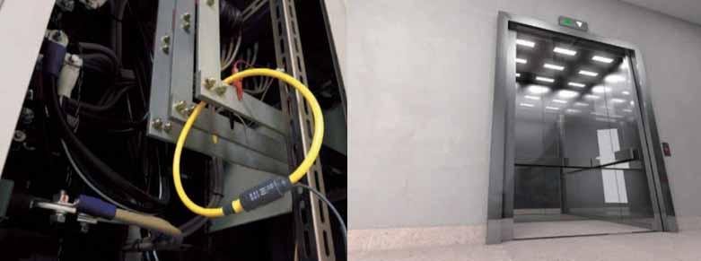 การวัดคุณภาพไฟฟ้าของระบบจ่ายกำลังของลิฟท์