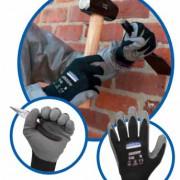 ใหม่และปรับปรุง JACKSON SAFETY * ถุงมือเคลือบยางลาเท็กซ์ G40 ด้วยการป้องกันความร้อน