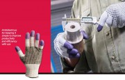 Cut Resistance with Excellent Grip and Flexibility Jackson Safety* G60 Purple Nitrile* Cut Resistant Gloves