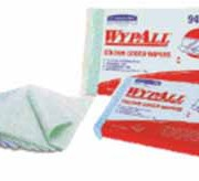 WYPALL* Colour Coded Heavy Duty Wipers /White 94166