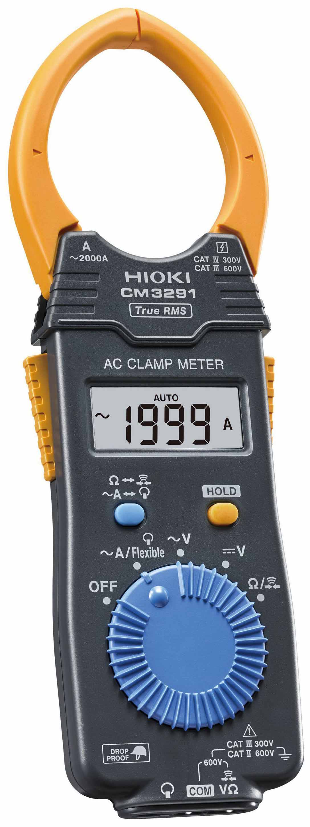 [PRESS RELEASE - Thailand] Hioki Launches AC Clamp Meter CM3281 and CM3291