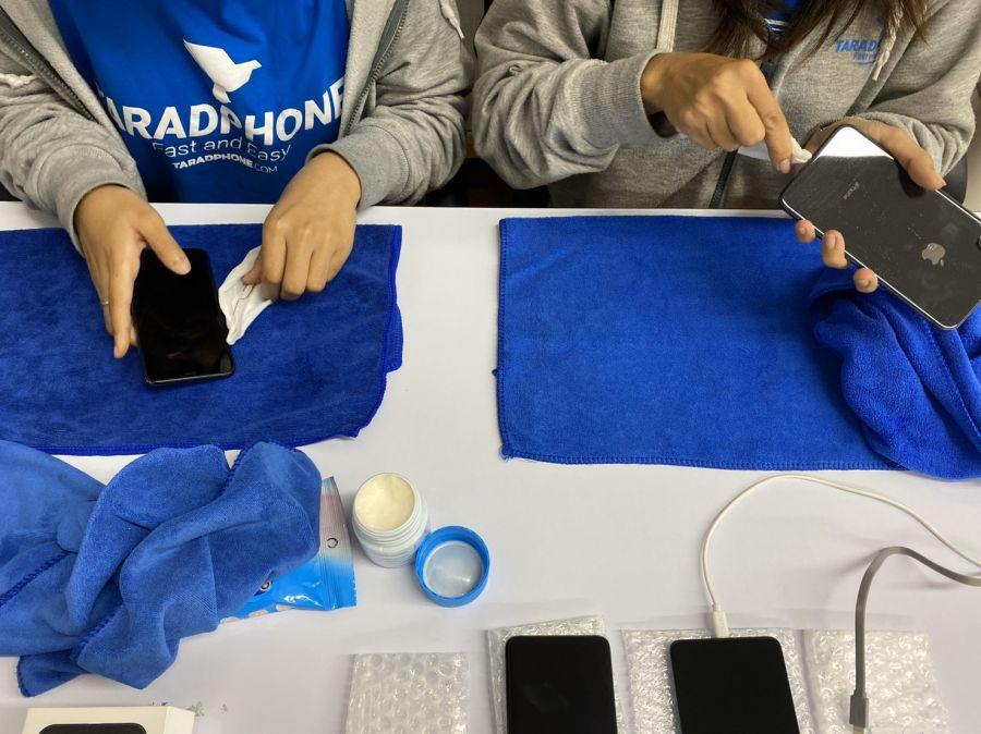 เทคนิคง่ายๆ 'ทำความสะอาดมือถือ' ลดเชื้อโรคได้ ใน 2 ขั้นตอน