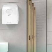 NEW SCOTT® Hard Roll & Slimroll Dispensers