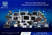Hioki, we are the manufacturer. Sky measurement tools to promote the development of the industrial world